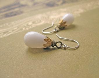 Paradise Garden drop earrings