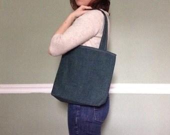 Sale // Tote Bag // Vintage Fabric
