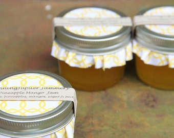Pineapple Mango Jam - 4oz