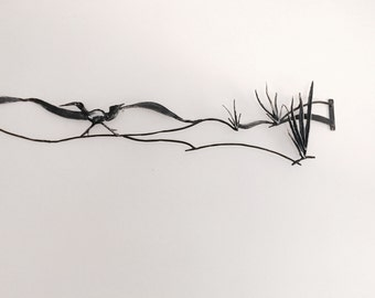 Hold // Wall Sculpture