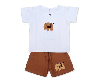 Small Size Children Outfit Shirt And Pants (AP7996-C24S)