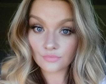 Matte Lipstick Minuet Pink Vegan Paraben Free Mineral Makeup