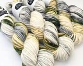 superwash {chunky} | FREE SPIRIT | ready to ship | hand dyed yarn | superwash merino