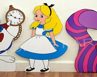 Alice in Wonderland - Alice in Wonderland Prop - Wonderland party - Mad Tea Party - Alice in Wonderland Party - Tea Party