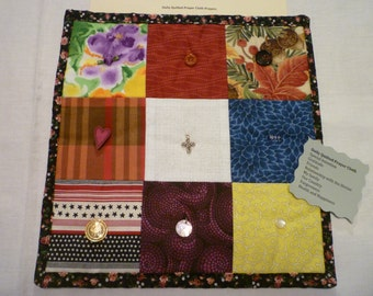 Quilted Daily Prayer Cloth - General Standard