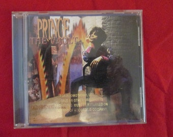 "Reduced Sale----1999 ""PRINCE"" The Vault CD"