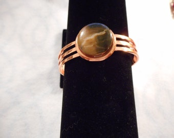 Hand made cuff bracelet