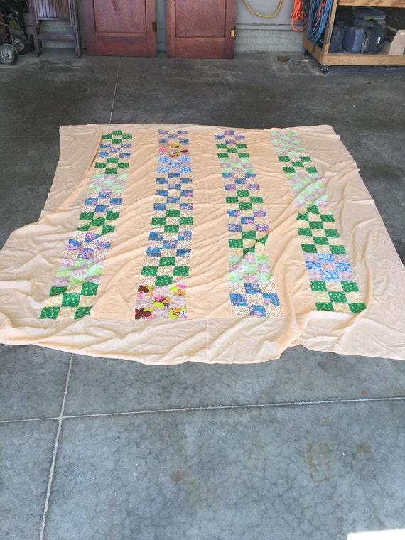 Vintage Quilt Top 93