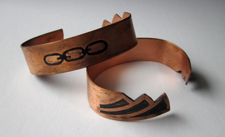bioshock inspired chain tattoo bracelets
