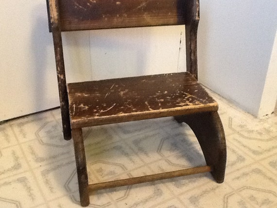 Stool Childs Folding Chair