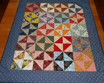 Broken Dishes Wall Quilt