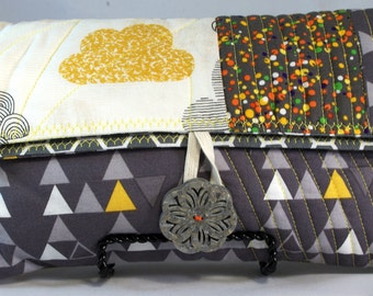 Yellow Clouds Bag