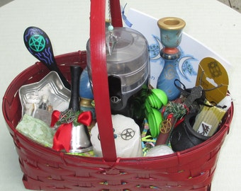 Kitchen Witch Box Starter Kit - Traveling Altar
