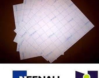 Neenah Jet Pro SS Ink Jet printable heat transfer paper for white fabrics