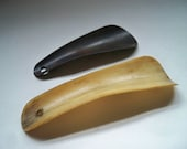 Two Vintage Shoehorns