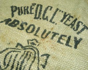Vintage Pure Yeast Sack