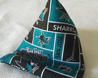 San Jose Sharks, Hockey, Cell Phone Holder, Phone Stand, Smart Phone Desk Stand, Phone Holder, iPhone Holder, Desk Phone Stand
