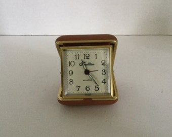 Vintage Travel Alarm Clock,Tradition Alarm