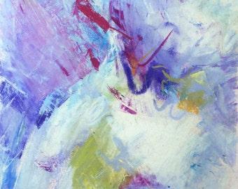 Original Pastel - Abstract 16107