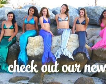 Mermaid Tails, Adult Costume