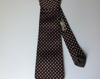 Vintage French Tie 50s