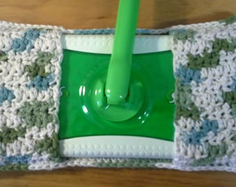 Reusable Cotton Swiffer Covers, Textured Cotton Swiffer Cover, Eco-Friendly, 100% Cotton