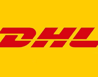 Fast shipment service by DHL