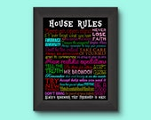 Brony House Rules My Little Pony Friendship Is Magic - NEW ITEM SALE!