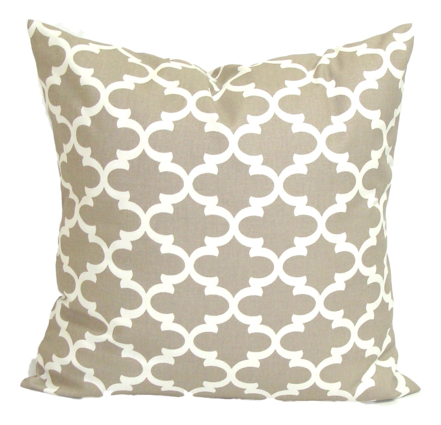Light Brown Decorative Pillows : Light Brown PILLOW Sale18x18 inch.Pillow Covers.Decorative