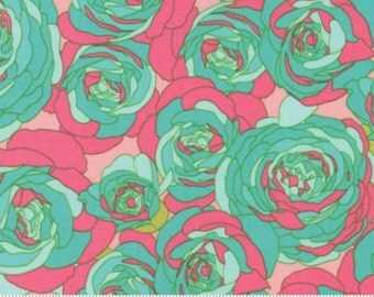 Acreage Rose Spray  45501 11 Garden by Shannon Orr for  Moda