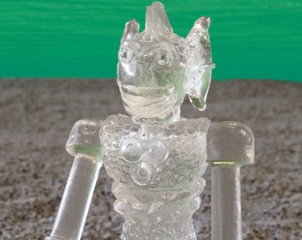 SEA-BORG MUTATION  Wave 2 Plastic Resin Figure - clear