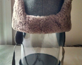 Wool Military Trapper Alpine Swedish Hat S