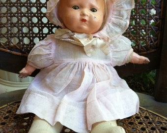 Madame Hendren Composition Baby Doll