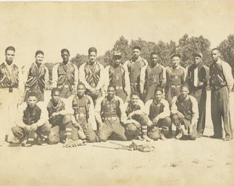"Washington Homestead Grays ""B"" team Cool Papa Bell Rays B African American Baseball Team Large Photo Negro American League"