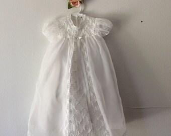 Vintage MADONNA Christening Gown