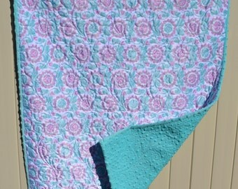 Soft, Quilted, Cuddle Baby Blanket