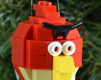 SALE** Angry Bird Christmas Ornament