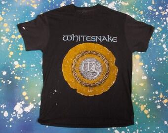 WHITESNAKE Heavy Metal T-Shirt