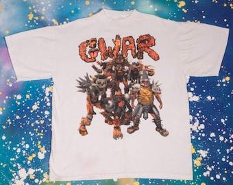 GWAR Metal Tour T-Shirt Men's Size XL
