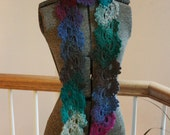Obsession Scarf in Pompidou