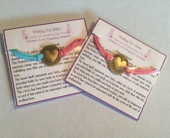 Mother's Love Protection Bracelet, Mother-to-be Protection Bracelet, Healthy and Safe Pregnancy and Labour