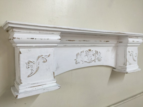 French country mantle primitive mantle fireplace mantel for French country fireplace