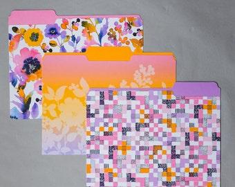 File Folder Set - Paintbox