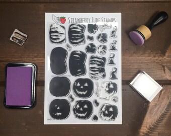 Jack-O'-Layers Stamp Set