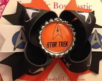 Star Trek Hair bow