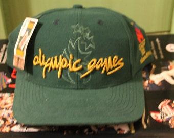 Olympics snapback Atlanta 1996 by the game olympic games atlanta snapback hat