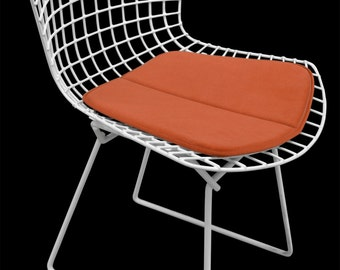 Cushion for Bertoia Side Chair - Miracle Fabric - Many Colors Available