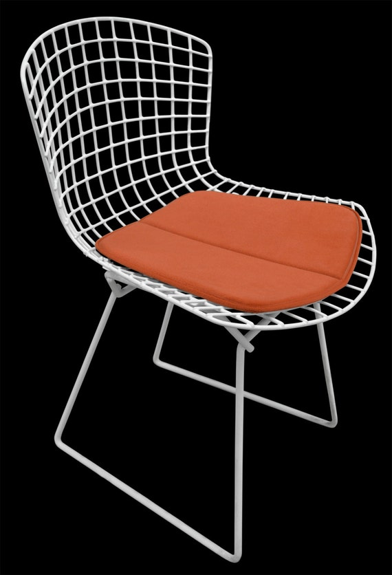 cushion for bertoia side chair miracle fabric many colors