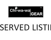 Reserved listing for Carol