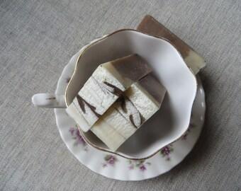 Vanilla Latte Handmade Soap